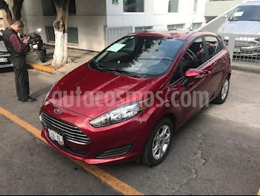 Foto venta Auto Seminuevo Ford Fiesta Hatchback SE  (2016) color Rojo precio $193,900