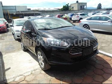 Foto venta Auto Seminuevo Ford Fiesta Hatchback SE  (2015) color Negro precio $145,000