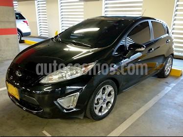 Foto venta Carro Usado Ford Fiesta Hatchback Titanium  (2012) color Negro precio $27.800.000