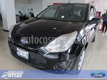 Foto venta Auto Seminuevo Ford Fiesta Ikon Hatch Ambiente (2015) color Negro precio $110,000