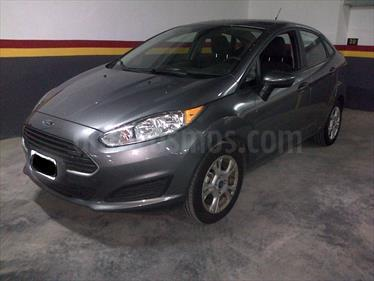 Ford Fiesta Kinetic Sedan S Plus usado (2014) color Gris Grafito precio $495.000