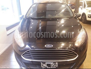 Foto venta Auto Usado Ford Fiesta Kinetic Sedan S Plus (2015) color Negro Perla precio $308.900