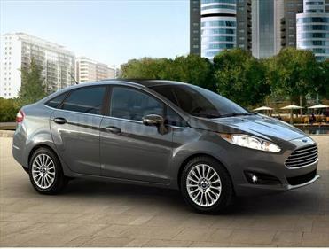 foto Ford Fiesta Kinetic Sedan SE Plus