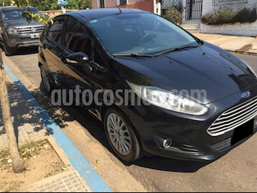 Foto venta Auto usado Ford Fiesta Kinetic Sedan SE Plus  (2014) color Negro precio $295.000