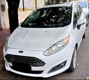 foto Ford Fiesta Kinetic Sedan Titanium Aut