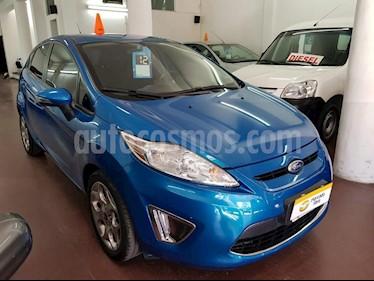 Foto venta Auto Usado Ford Fiesta Kinetic Sedan Titanium Aut (2012) color Azul precio $270.000