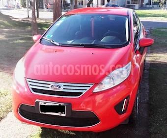 Foto venta Auto usado Ford Fiesta Kinetic Sedan Trend (2011) color Rojo precio $205.000