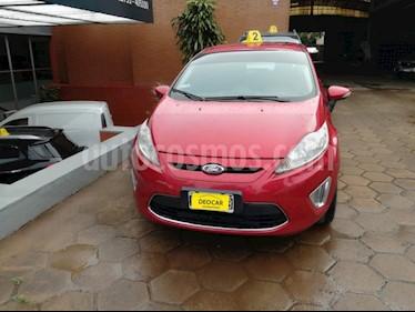 Foto venta Auto Usado Ford Fiesta Kinetic 5P 1.6 Titanium MT (120cv) (2012) color Bordo precio $280.000