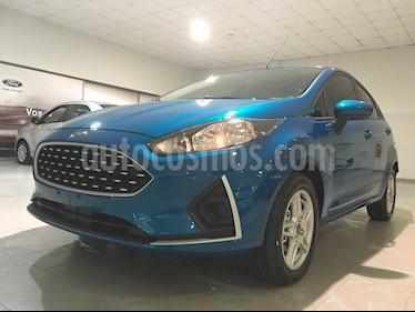 Foto venta Auto nuevo Ford Fiesta Kinetic S Plus color Azul Mediterraneo precio $422.900