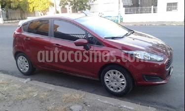Foto venta Auto Usado Ford Fiesta Kinetic S (2017) color Bordo