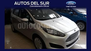 Foto venta Auto nuevo Ford Fiesta Kinetic SE Plus  color Plata Estelar precio $390.540