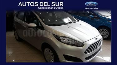 Foto venta Auto nuevo Ford Fiesta Kinetic SE  color Gris Mercurio precio $373.060