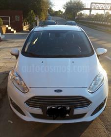 Foto venta Auto usado Ford Fiesta Kinetic Titanium Powershift (2014) color Blanco Oxford precio $390.000