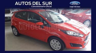 Foto venta Auto nuevo Ford Fiesta Kinetic Titanium color Rojo Sport precio $442.980