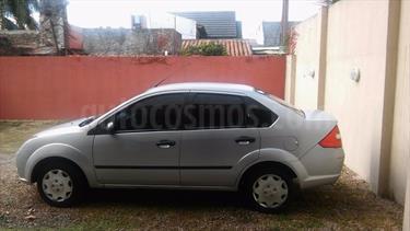 Foto venta Auto usado Ford Fiesta Max Ambiente Plus (2007) color Gris Plata  precio $120.000