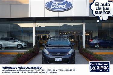 foto Ford Fiesta Sedan 4p S aut Sedan