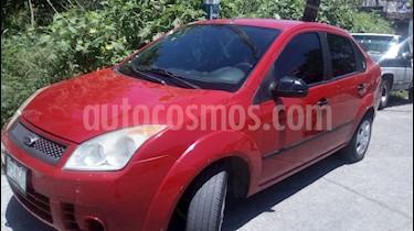 Foto venta Auto Seminuevo Ford Fiesta Sedan First (2008) color Rojo precio $50,000