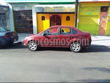 Foto venta Auto Seminuevo Ford Fiesta Sedan First  (2006) color Rojo precio $45,000