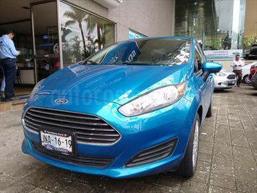 foto Ford Fiesta Sedan S