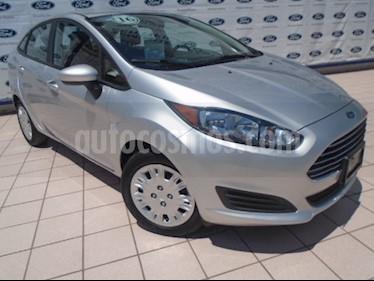 Foto venta Auto Seminuevo Ford Fiesta Sedan S (2016) color Plata precio $165,000