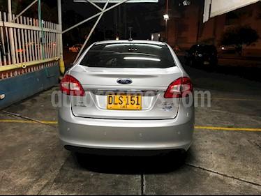 Foto venta Carro Usado Ford Fiesta Sedan SE Aut (2012) color Plata Puro precio $26.000.000