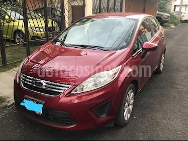 Foto venta Auto Seminuevo Ford Fiesta Sedan SE Aut (2013) color Rojo Granate precio $120,000