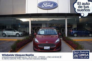 foto Ford Fiesta Sedan SE L4/1.6 Aut
