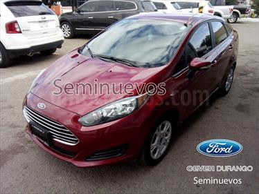 Foto Ford Fiesta Sedan SE L4/1.6 Man