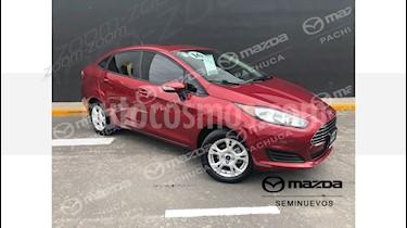 Foto venta Auto Seminuevo Ford Fiesta Sedan SE (2016) color Rojo Rubi precio $180,000