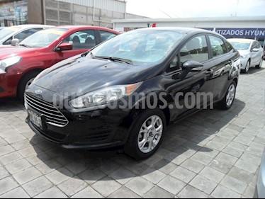 Foto venta Auto Seminuevo Ford Fiesta Sedan SE (2016) color Negro Profundo precio $190,000