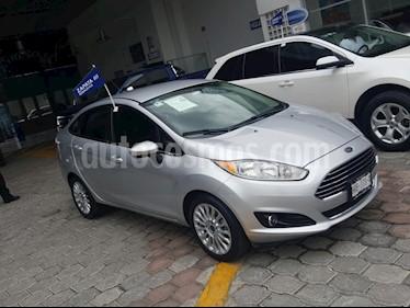 foto Ford Fiesta Sedan Titanium