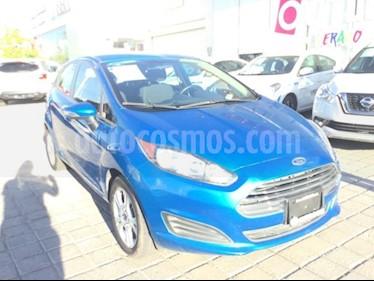 Foto venta Auto Seminuevo Ford Fiesta ST 1.6L (2015) color Azul Brillante precio $155,000