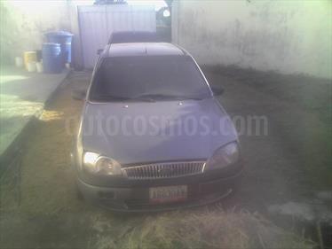 Foto venta carro usado Ford Fiesta 1.6L (2003) color Plata Metalico precio BoF80.000.000