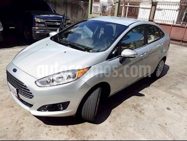 Foto venta carro usado Ford Fiesta 1.6L (2015) color Gris precio BoF9.000