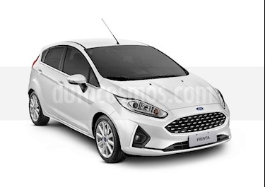 Ford Fiesta 1.6L usado (2018) color Blanco precio BoF130.000