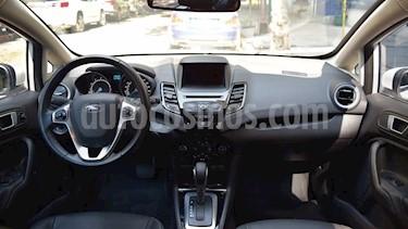 Foto venta carro Usado Ford Fiesta 1.6L (2018) color Blanco precio BoF130.000