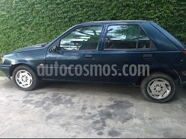 Foto venta Auto usado Ford Fiesta  5P CLX 1.8 DSL (1995) color Verde precio $30.000