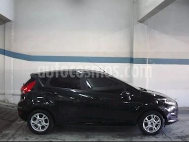 Foto venta Auto usado Ford Fiesta  5P Edge Plus (2015) color Gris Grafito precio $308.900