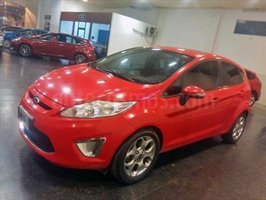 Foto venta Auto Usado Ford Fiesta  5P Titanium Kinetic Design (2012) color Rojo Granate precio $270.000