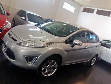 Foto venta Auto usado Ford Fiesta  5P Titanium Kinetic Design (2012) color Plata precio $260.000