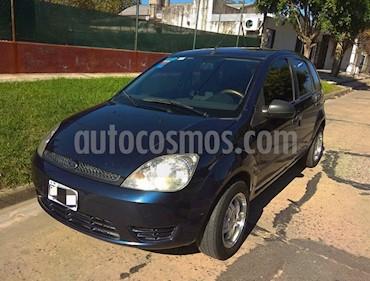 Foto venta Auto usado Ford Fiesta  5Ptas. 1.6 N Ambiente MP3 (L07/02) (2004) color Azul