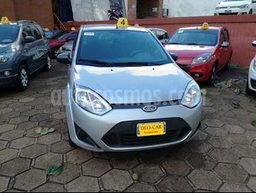Foto venta Auto Usado Ford Fiesta  5Ptas. 1.6 N Ambiente Plus MP3 (L07/02) (2013) color Gris precio $190.000