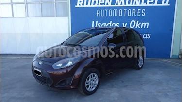 Foto venta Auto Usado Ford Fiesta  Ambiente Plus (2010) color Bordo precio $148.000
