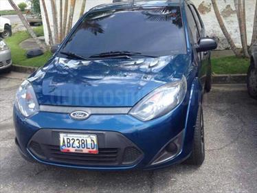 Foto venta carro Usado Ford Fiesta Move Aut (2011) color Azul Electrico precio u$s4.300