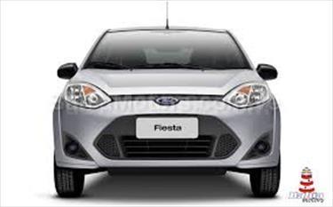 Ford Fiesta Move usado (2012) color Blanco precio u$s50.000.000