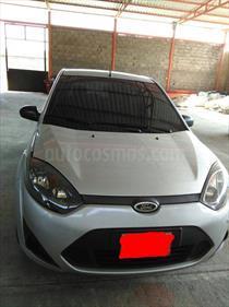Foto Ford Fiesta Move usado (2013) color Plata Metalico precio u$s4.500