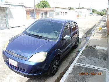 foto Ford Fiesta Power usado (2007) color Azul precio BoF45.000