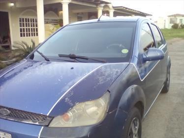 Foto venta carro usado Ford Fiesta Power (2005) color Azul precio u$s1.500