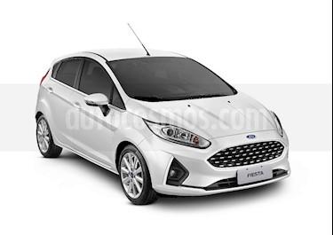 Foto venta carro Usado Ford Fiesta sedan (2018) color Blanco precio BoF8.000.000
