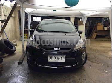 Ford Fiesta SES 1.6L usado (2012) color Negro precio $5.900.000